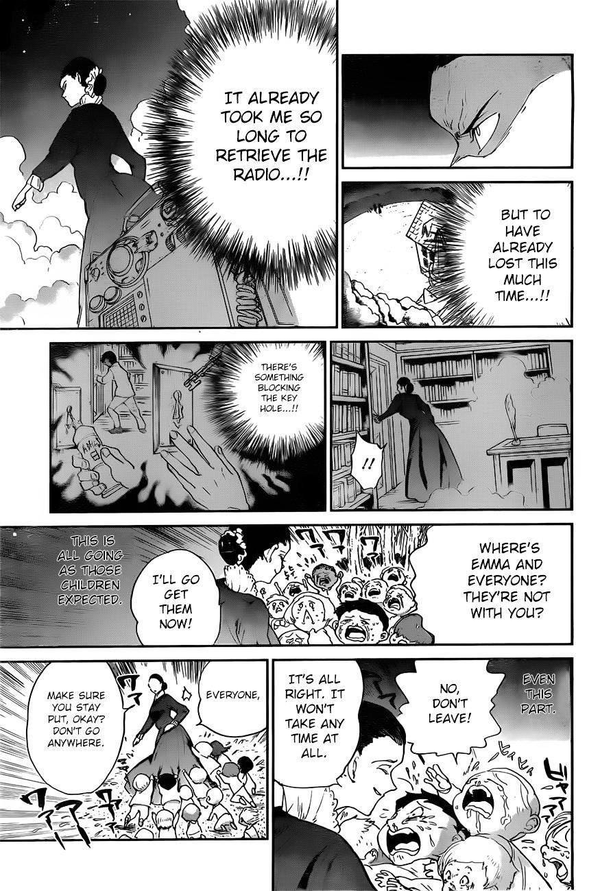 Yakusoku No Neverland Chapter 35  Online Free Manga Read Image 17