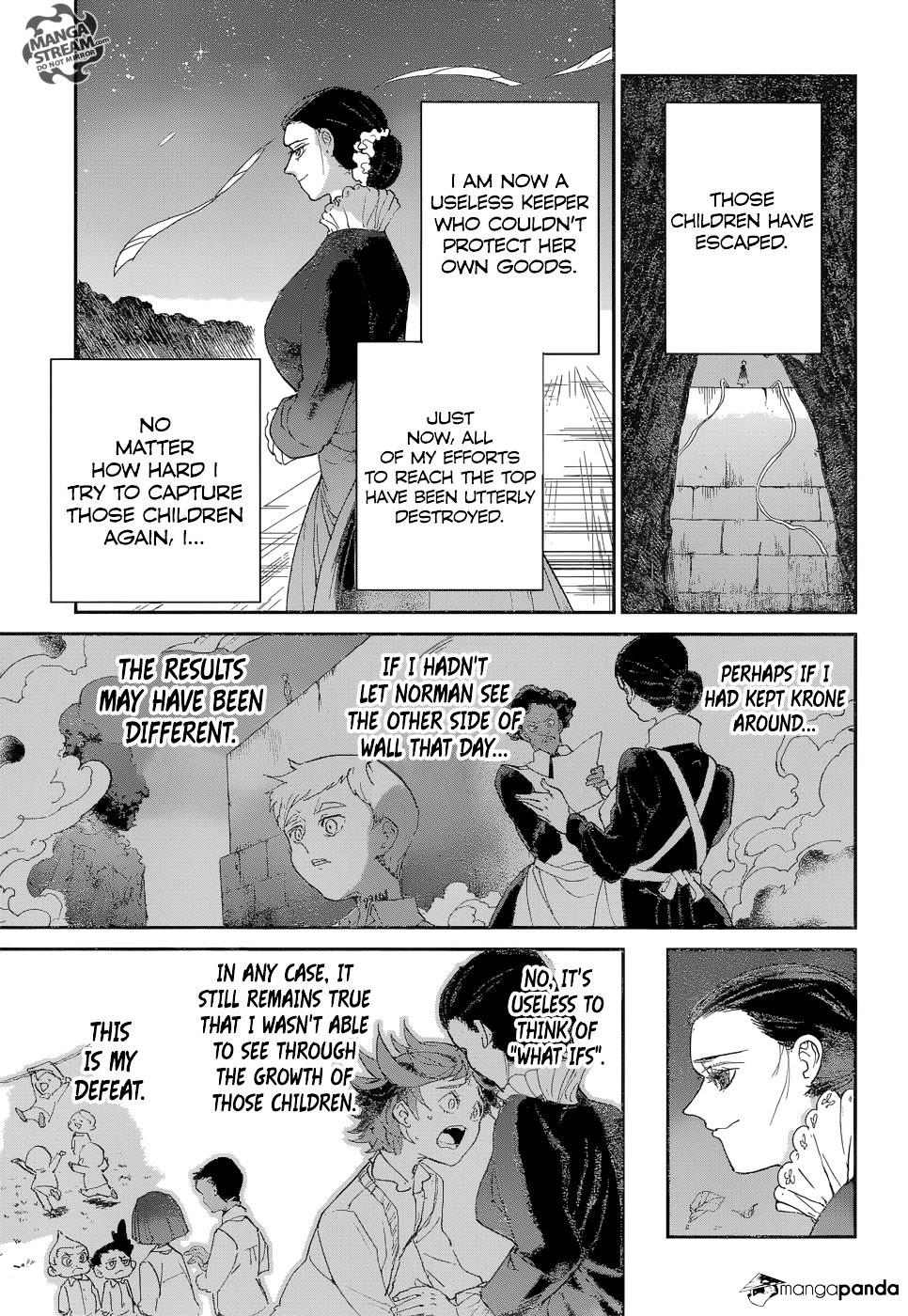 Yakusoku No Neverland Chapter 37  Online Free Manga Read Image 13