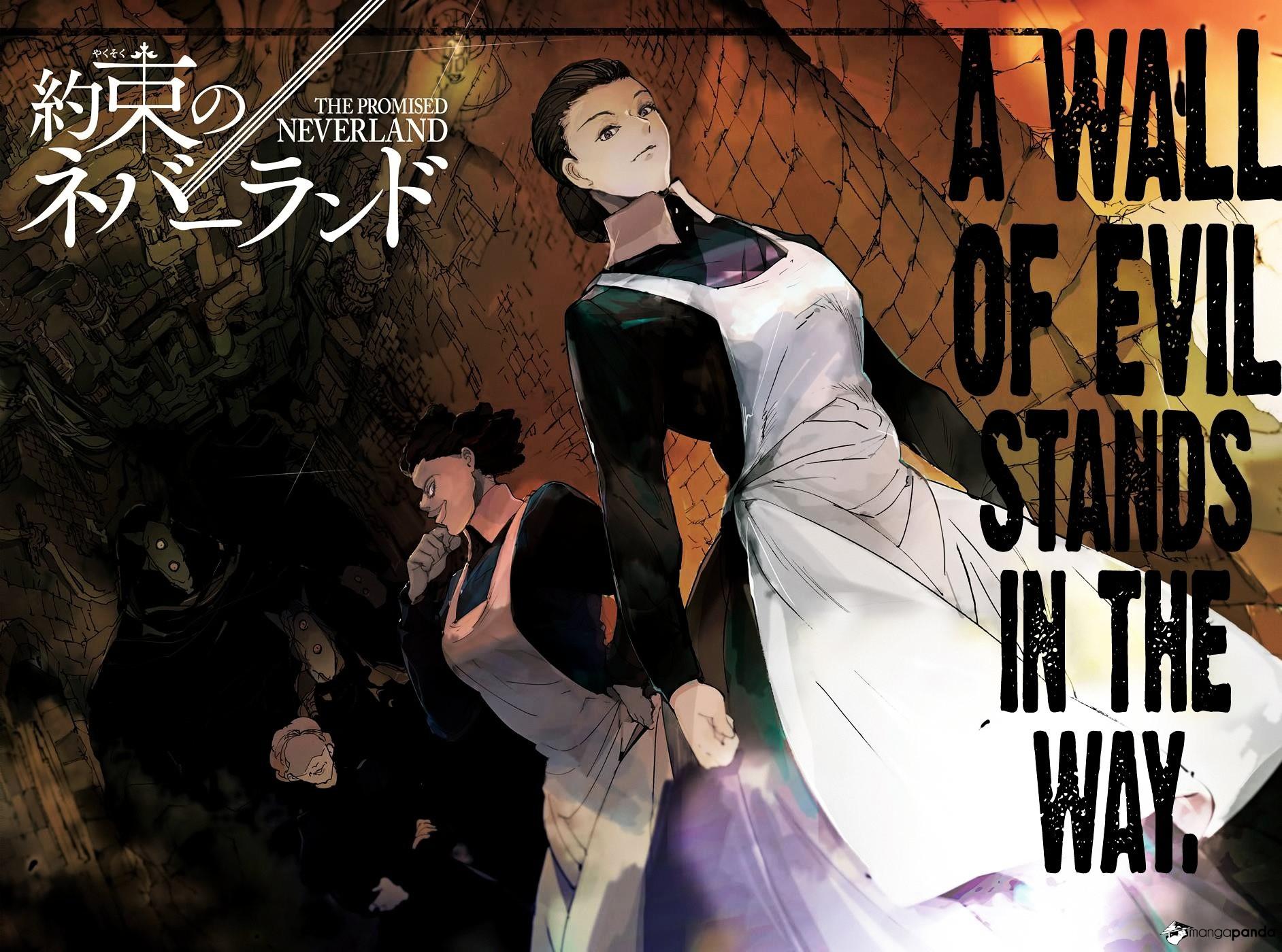 Yakusoku No Neverland Chapter 37  Online Free Manga Read Image 23