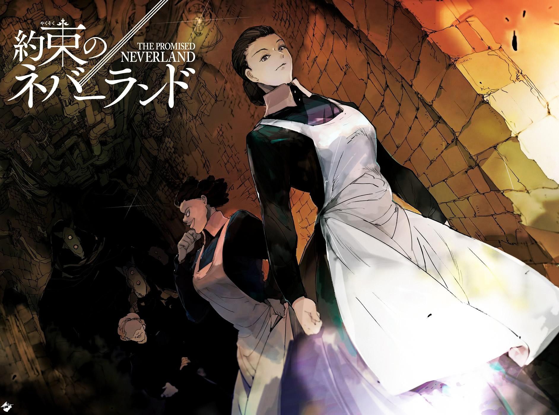 Yakusoku No Neverland Chapter 37  Online Free Manga Read Image 24