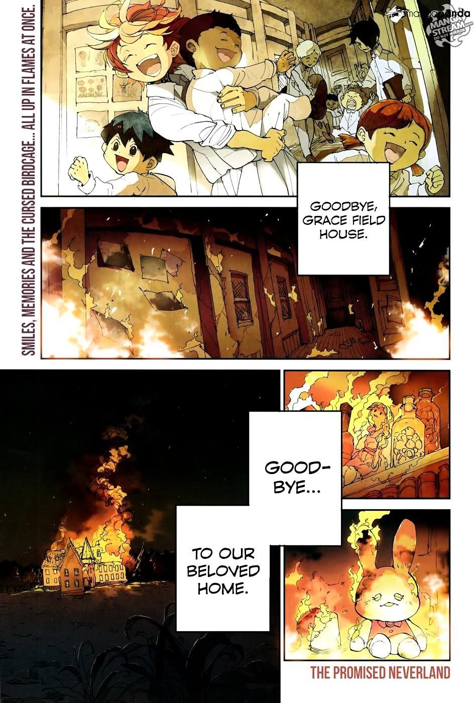 Yakusoku No Neverland Chapter 37  Online Free Manga Read Image 3