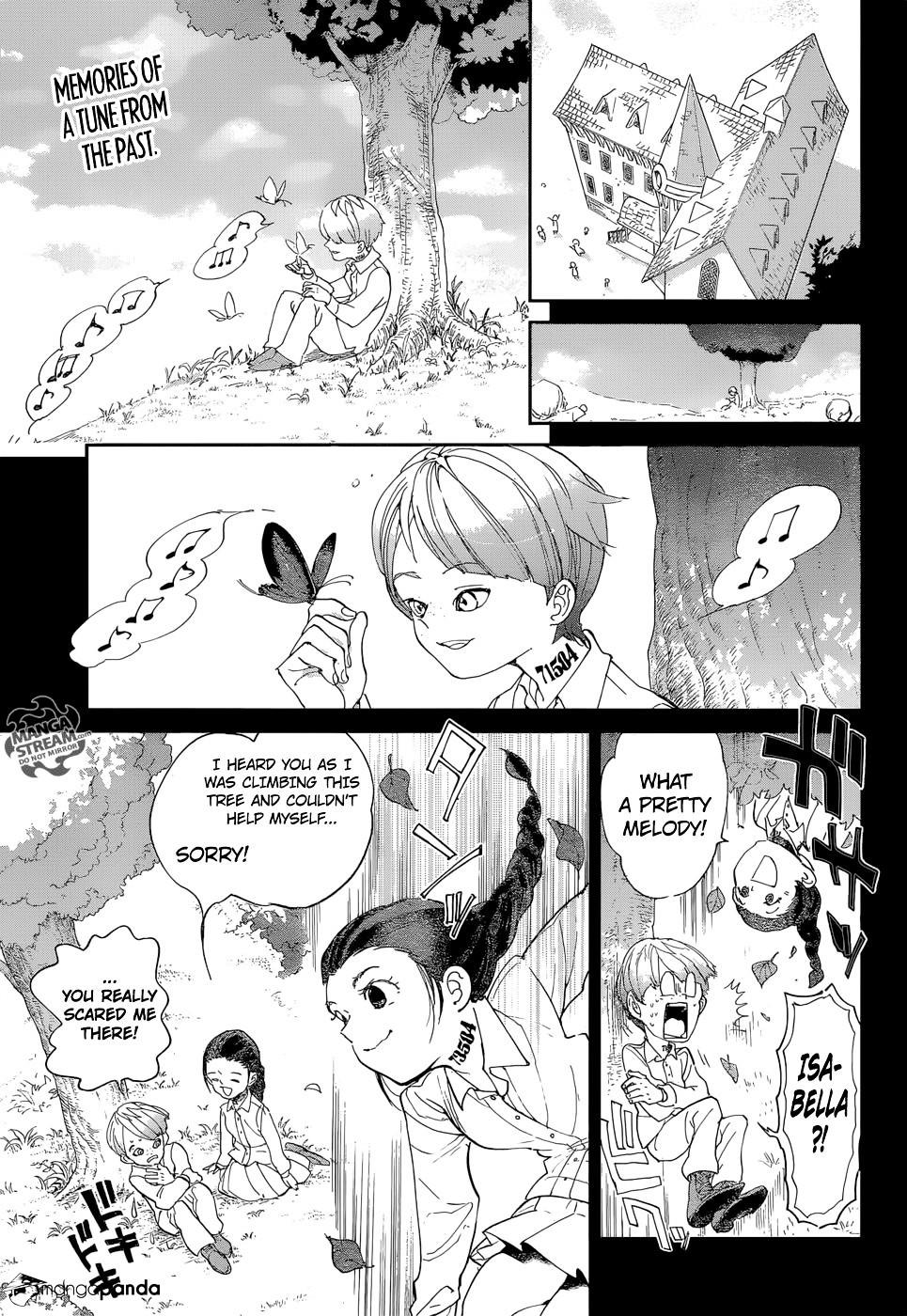 Yakusoku No Neverland Chapter 37  Online Free Manga Read Image 5