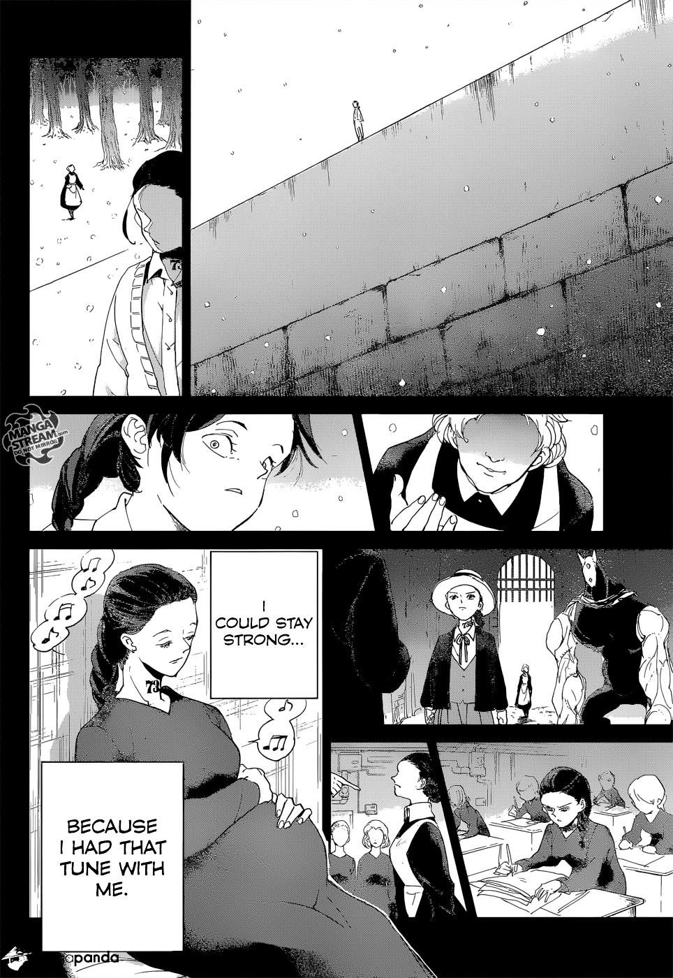 Yakusoku No Neverland Chapter 37  Online Free Manga Read Image 8