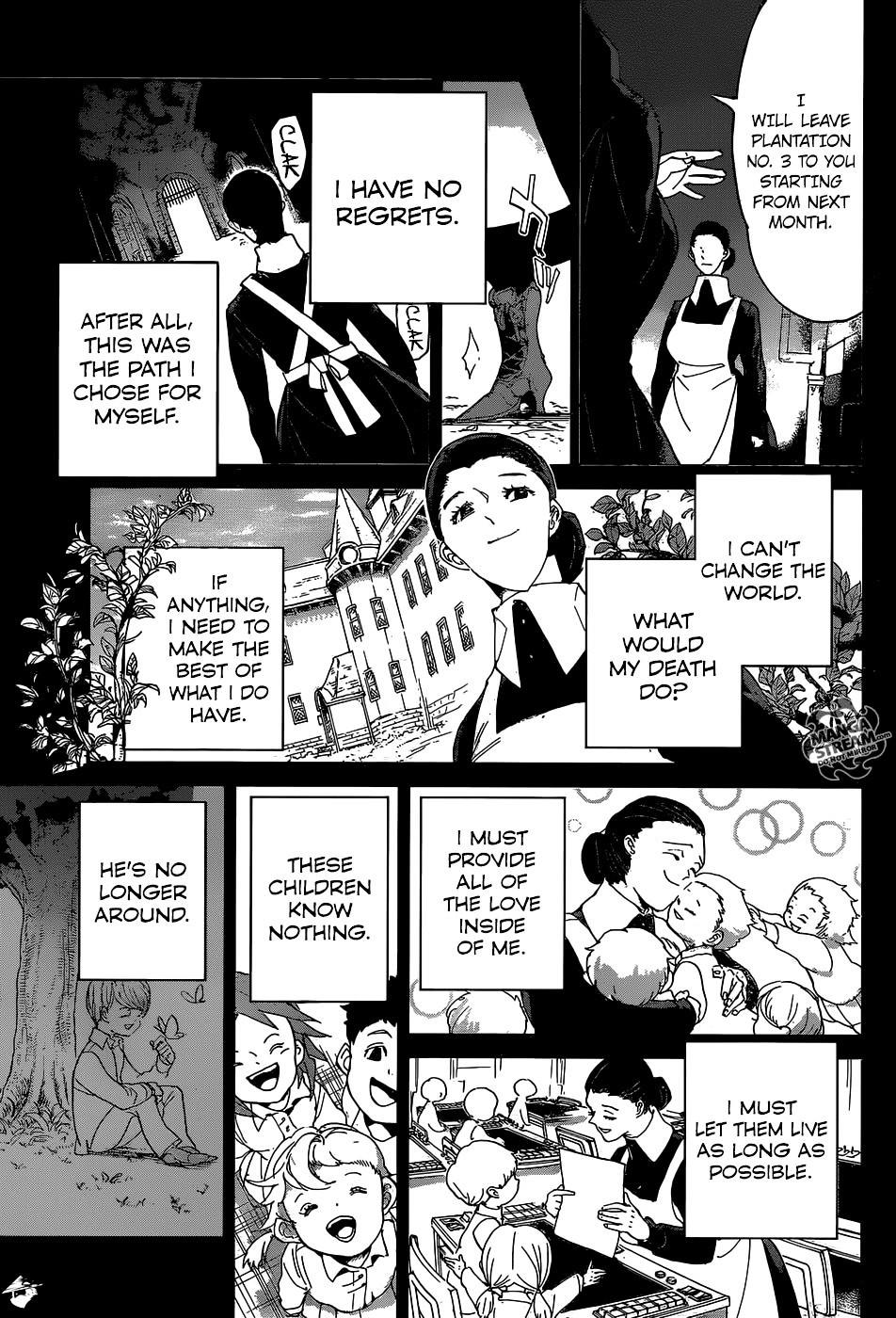 Yakusoku No Neverland Chapter 37  Online Free Manga Read Image 9