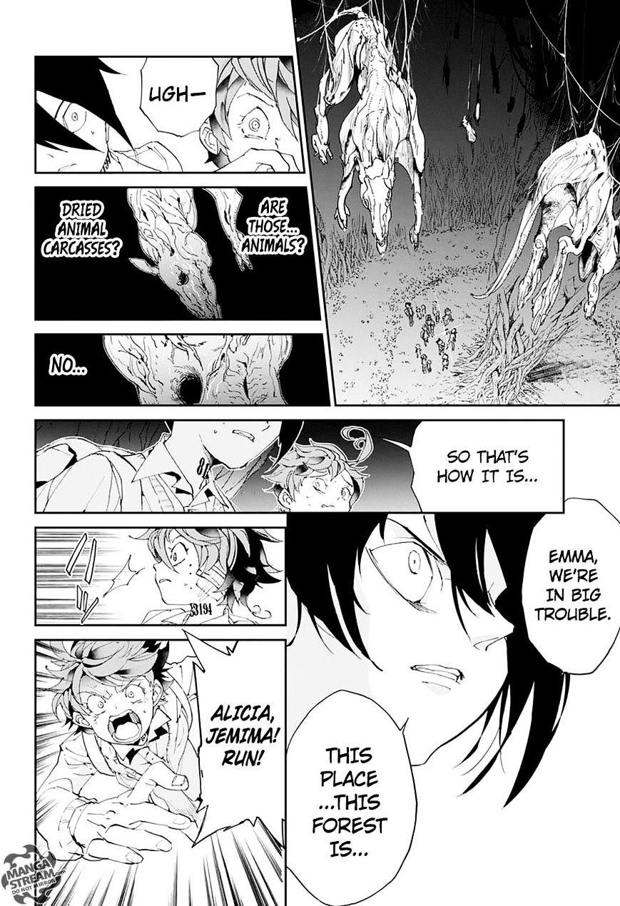 Yakusoku No Neverland Chapter 39  Online Free Manga Read Image 13