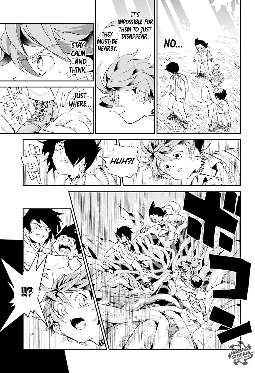 Yakusoku No Neverland Chapter 39  Online Free Manga Read Image 3