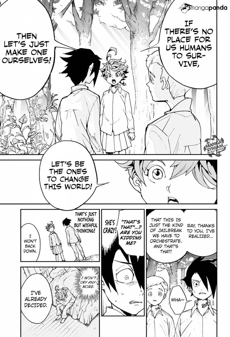 Yakusoku No Neverland Chapter 4  Online Free Manga Read Image 13