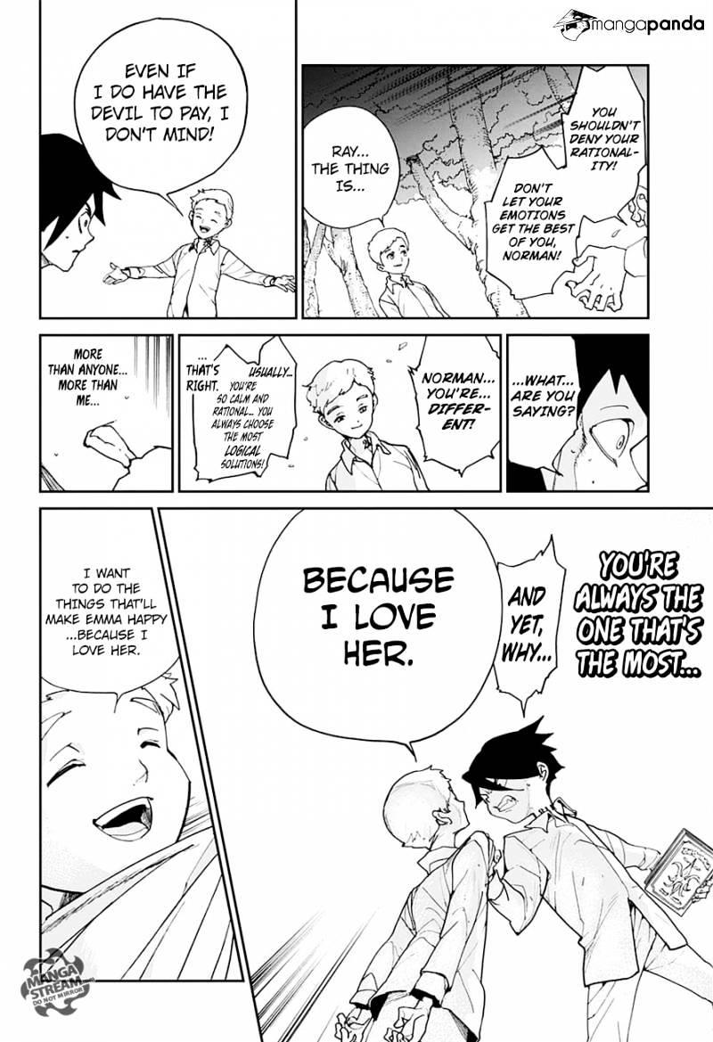 Yakusoku No Neverland Chapter 4  Online Free Manga Read Image 16