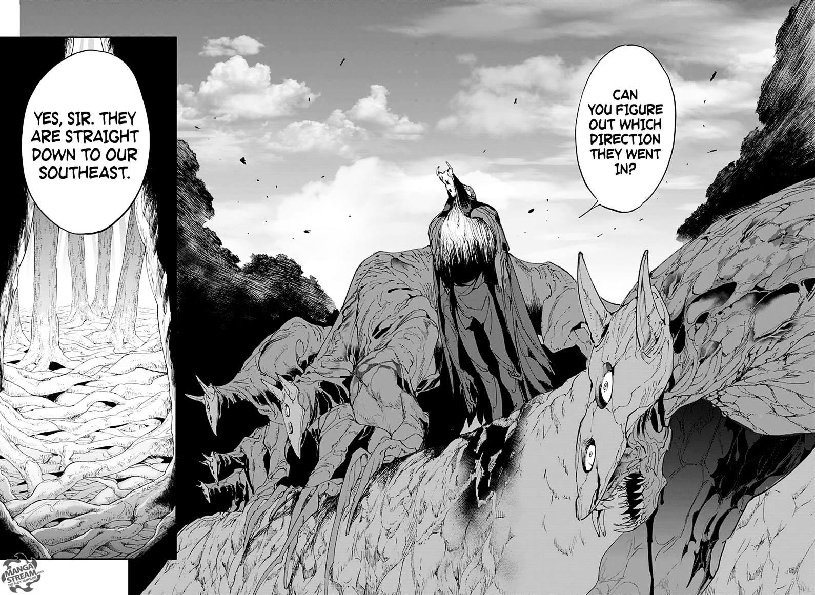 Yakusoku No Neverland Chapter 40  Online Free Manga Read Image 2
