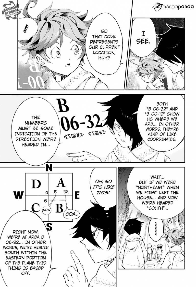 Yakusoku No Neverland Chapter 41  Online Free Manga Read Image 11