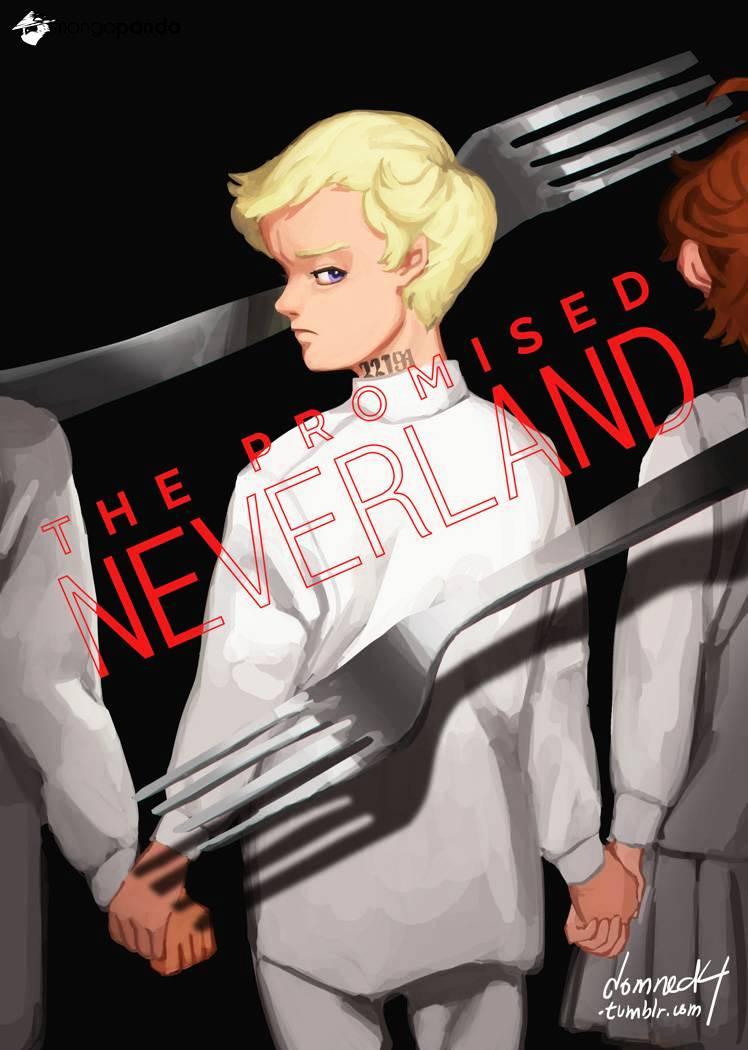Yakusoku No Neverland Chapter 41  Online Free Manga Read Image 19