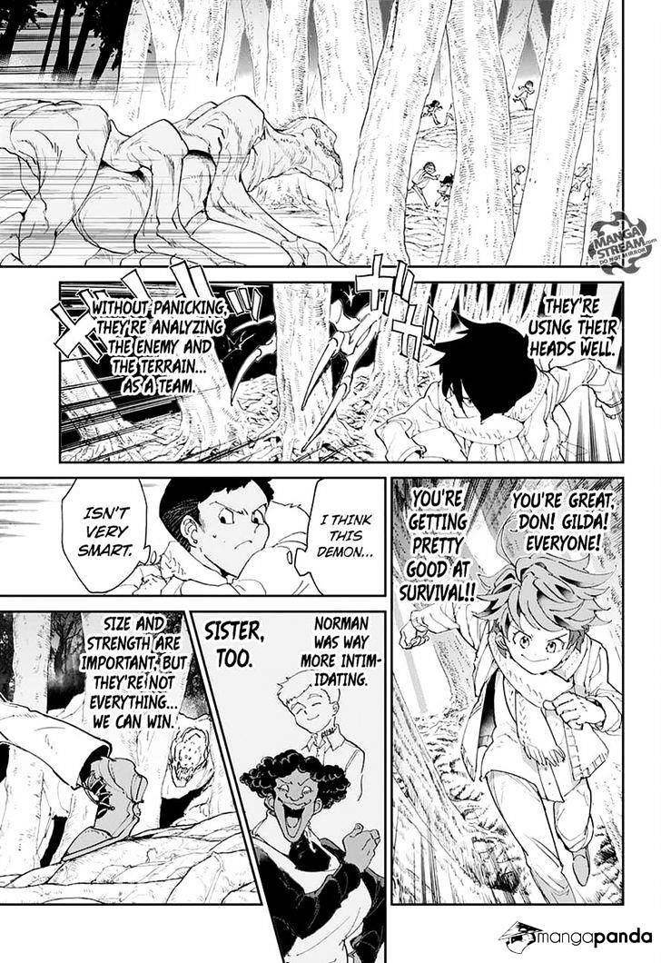 Yakusoku No Neverland Chapter 42  Online Free Manga Read Image 11