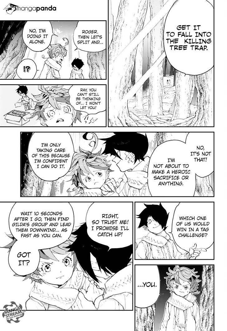 Yakusoku No Neverland Chapter 42  Online Free Manga Read Image 15