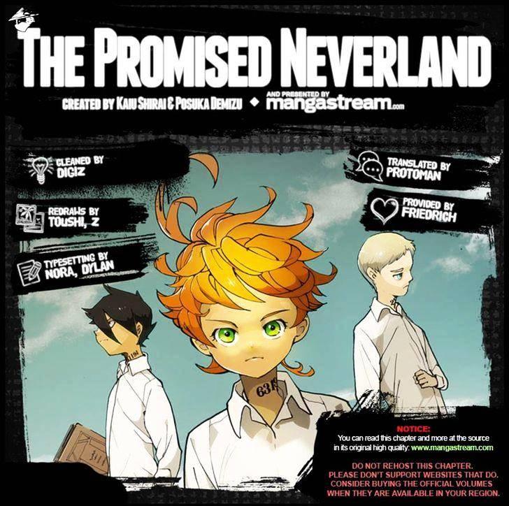 Yakusoku No Neverland Chapter 42  Online Free Manga Read Image 20