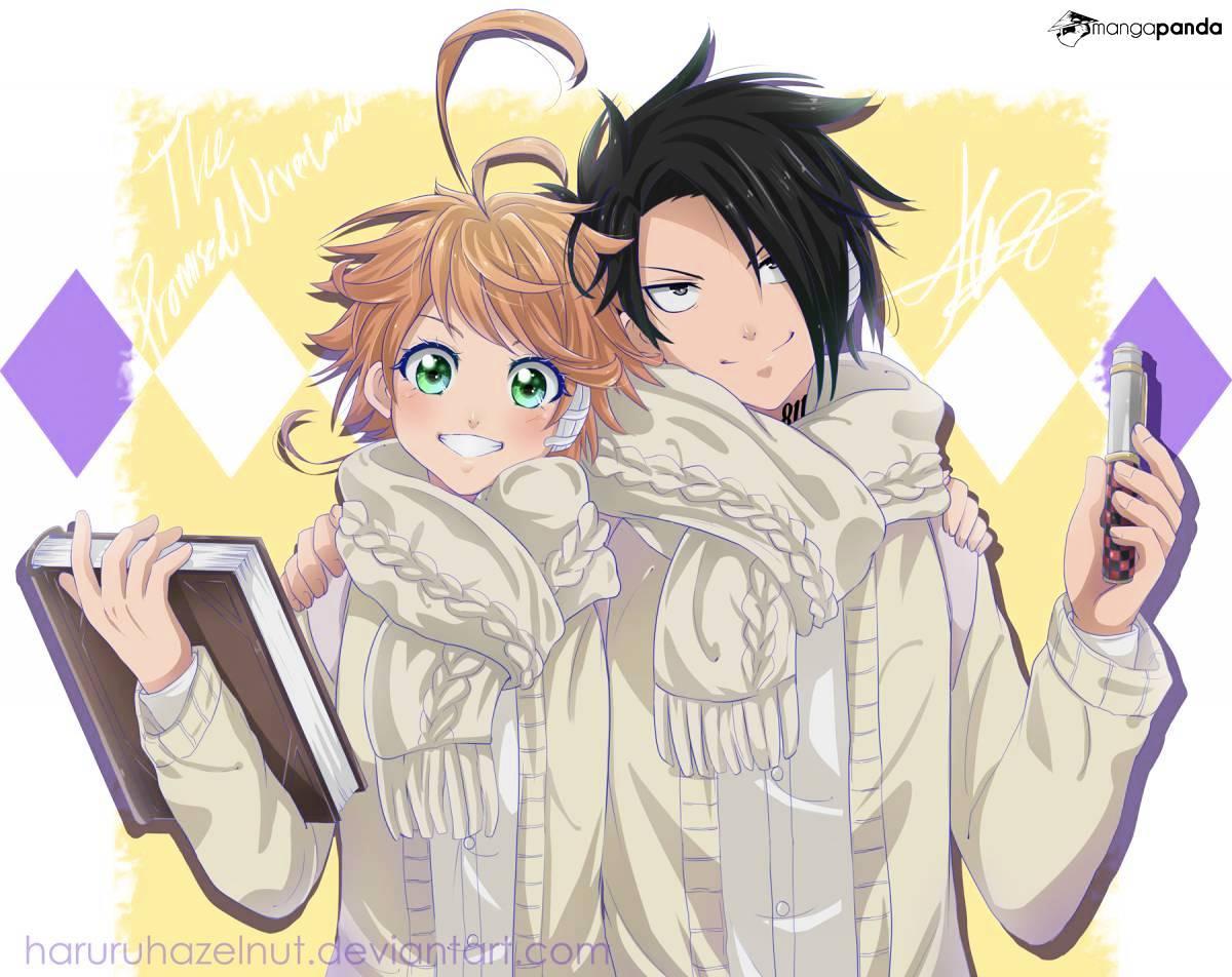 Yakusoku No Neverland Chapter 43  Online Free Manga Read Image 2