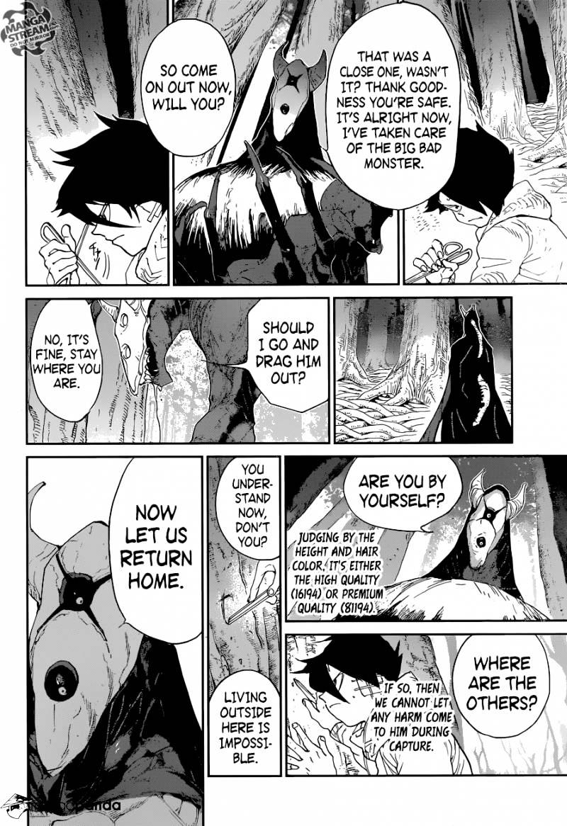 Yakusoku No Neverland Chapter 43  Online Free Manga Read Image 9
