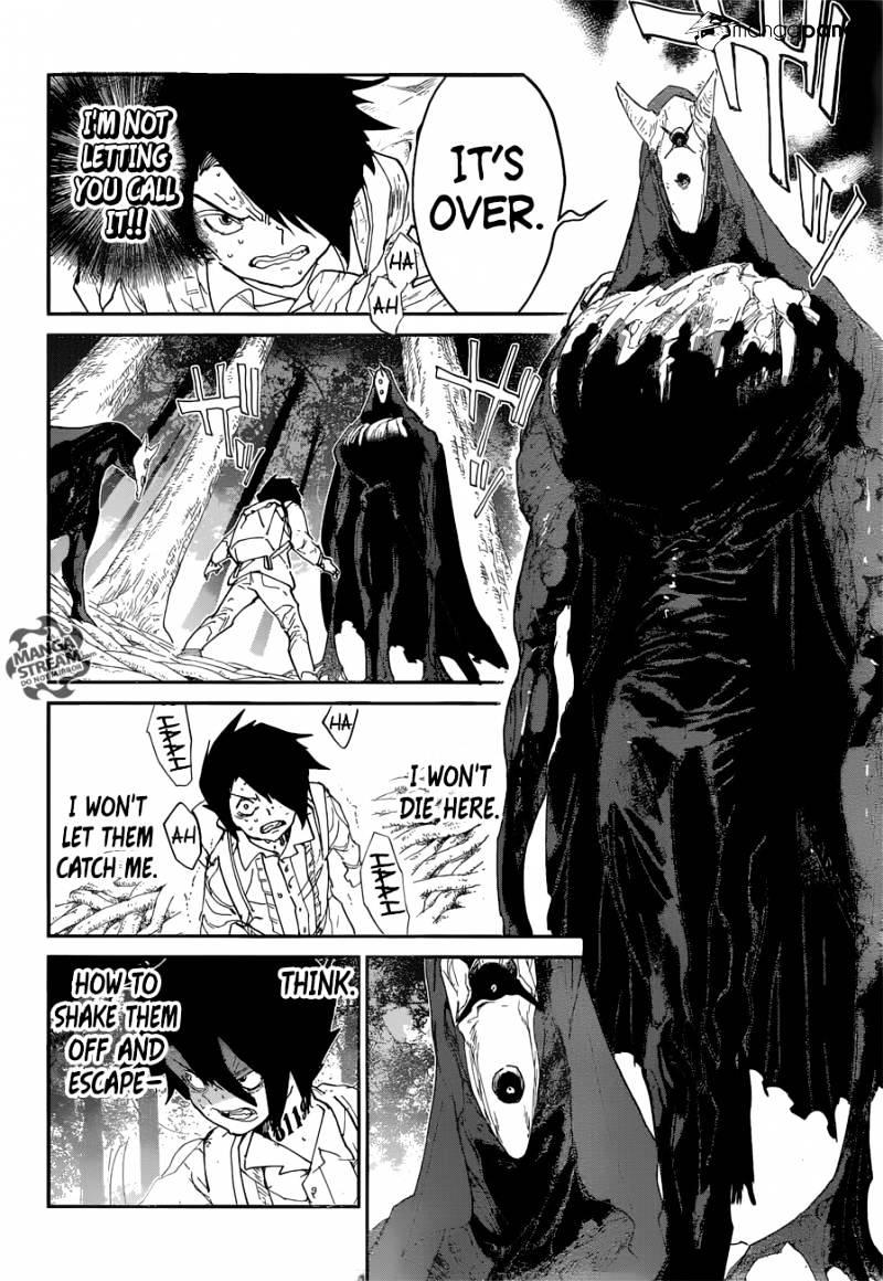 Yakusoku No Neverland Chapter 44  Online Free Manga Read Image 16