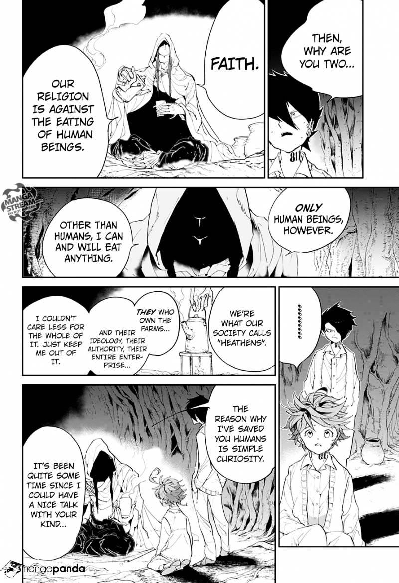 Yakusoku No Neverland Chapter 46  Online Free Manga Read Image 18