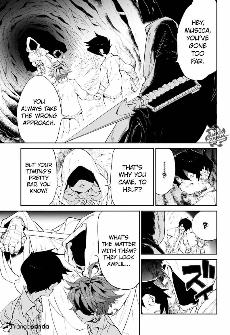 Yakusoku No Neverland Chapter 46  Online Free Manga Read Image 5