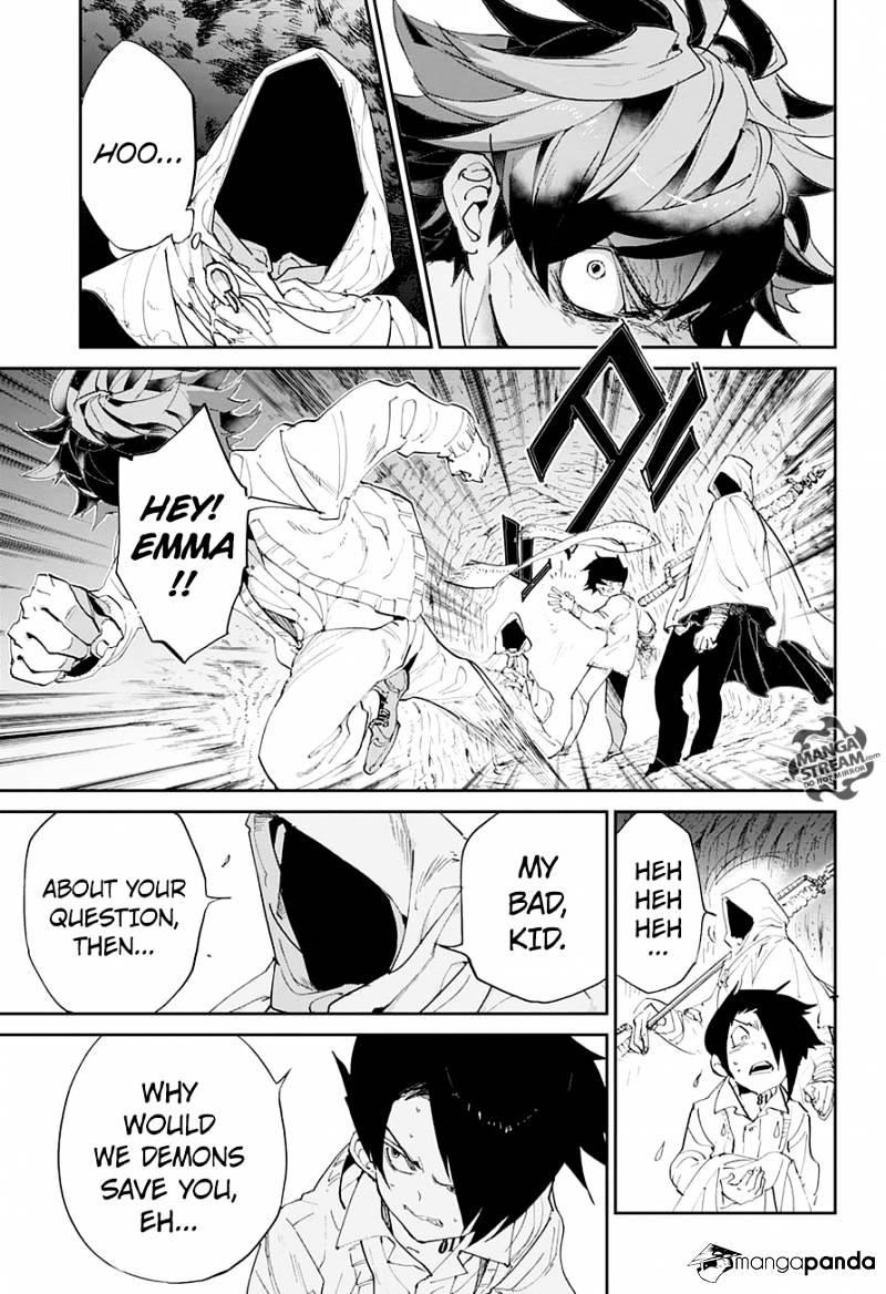 Yakusoku No Neverland Chapter 46  Online Free Manga Read Image 7