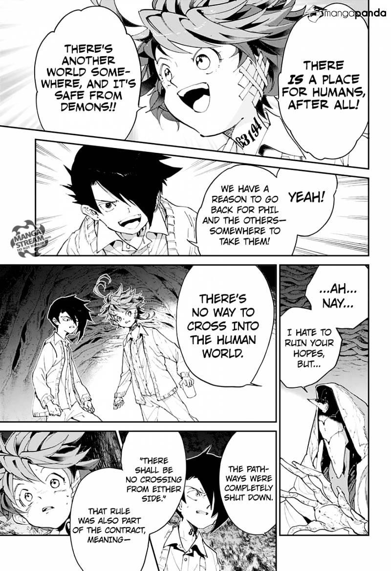 Yakusoku No Neverland Chapter 47  Online Free Manga Read Image 14
