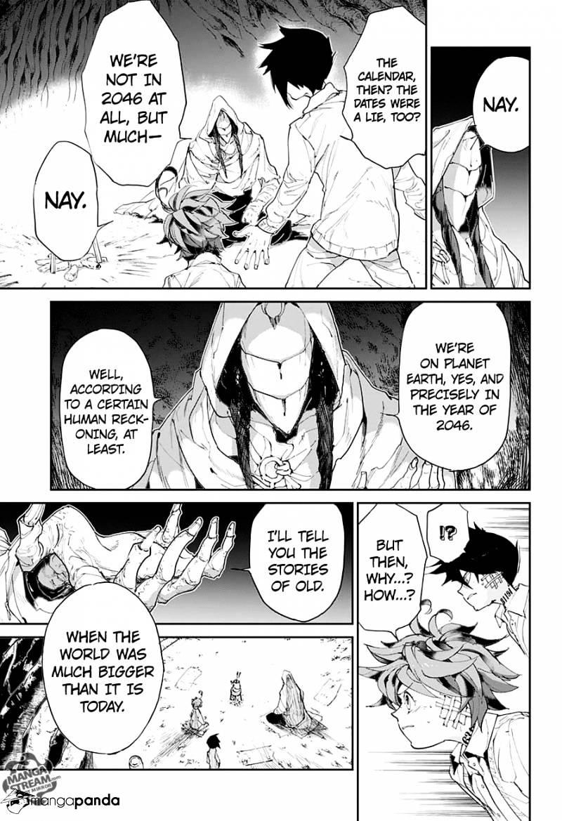 Yakusoku No Neverland Chapter 47  Online Free Manga Read Image 5