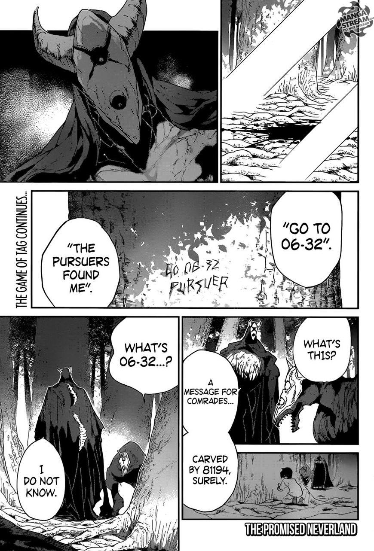 Yakusoku No Neverland Chapter 48  Online Free Manga Read Image 1