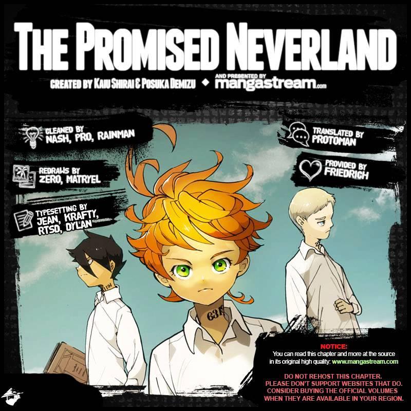 Yakusoku No Neverland Chapter 49  Online Free Manga Read Image 2