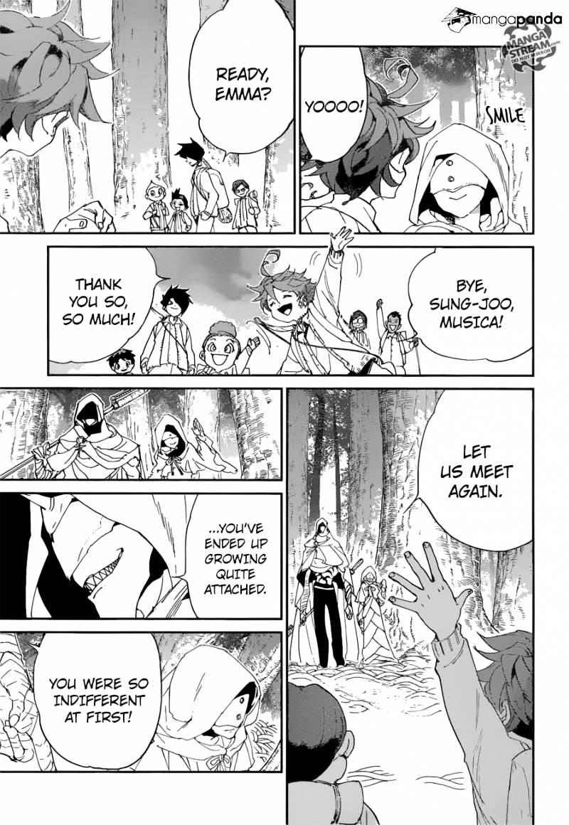 Yakusoku No Neverland Chapter 51  Online Free Manga Read Image 10
