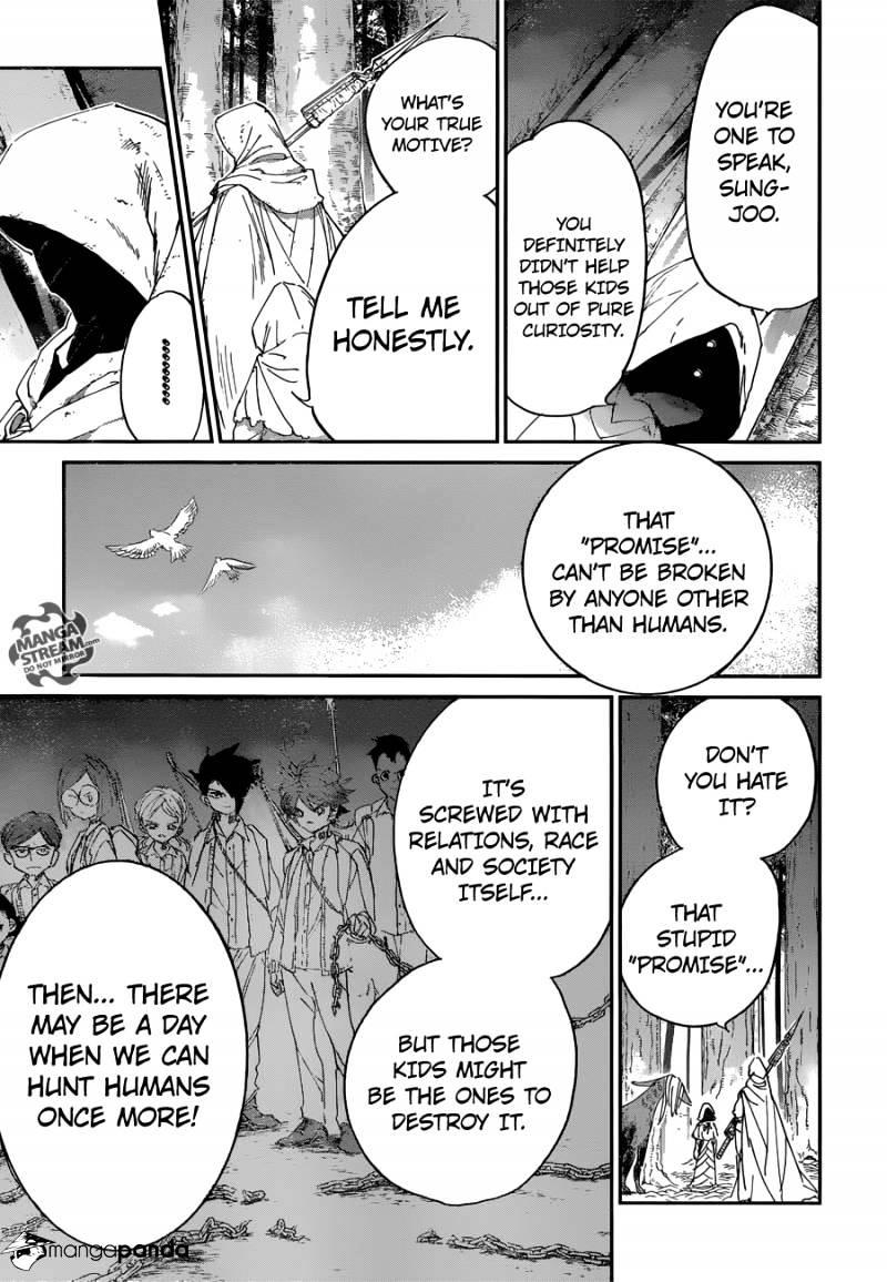 Yakusoku No Neverland Chapter 51  Online Free Manga Read Image 12