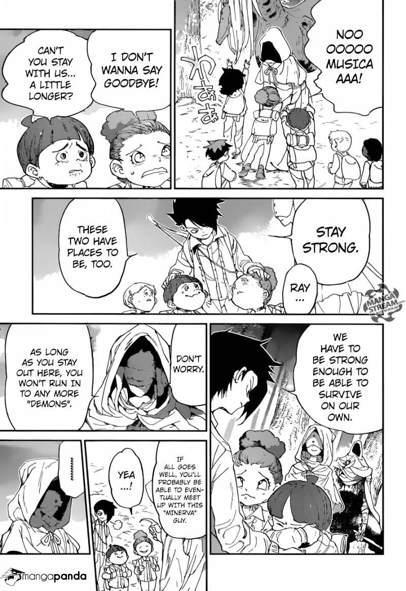 Yakusoku No Neverland Chapter 51  Online Free Manga Read Image 6