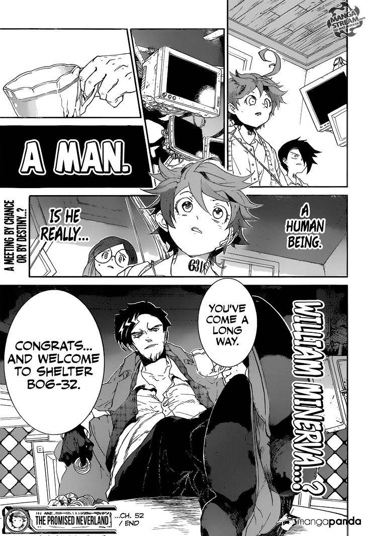 Yakusoku No Neverland Chapter 52  Online Free Manga Read Image 19
