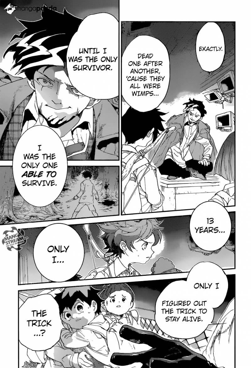 Yakusoku No Neverland Chapter 53  Online Free Manga Read Image 18