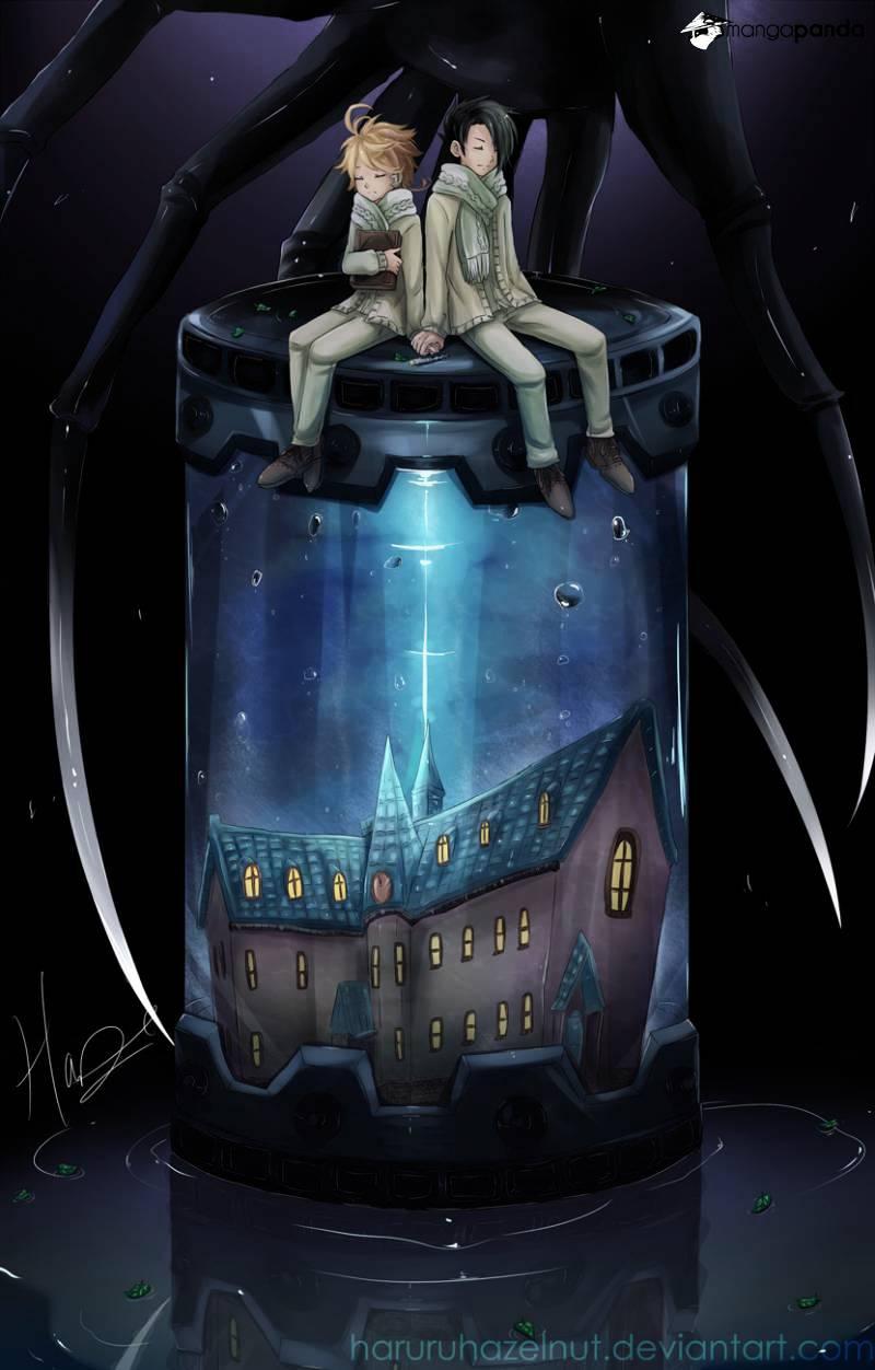 Yakusoku No Neverland Chapter 53  Online Free Manga Read Image 2