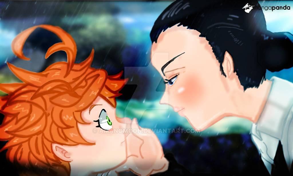 Yakusoku No Neverland Chapter 53  Online Free Manga Read Image 23