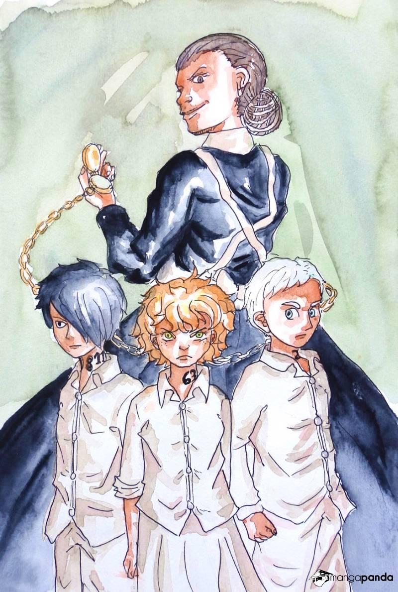 Yakusoku No Neverland Chapter 53  Online Free Manga Read Image 24