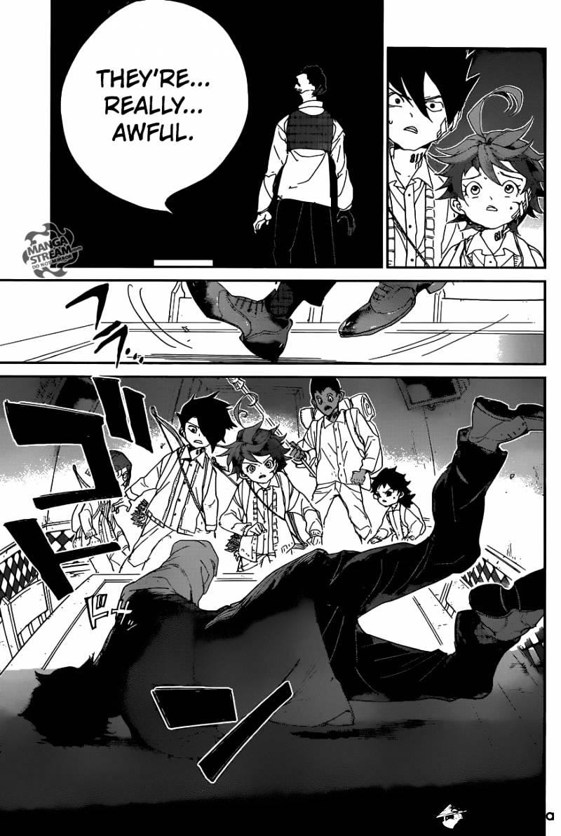 Yakusoku No Neverland Chapter 54  Online Free Manga Read Image 15