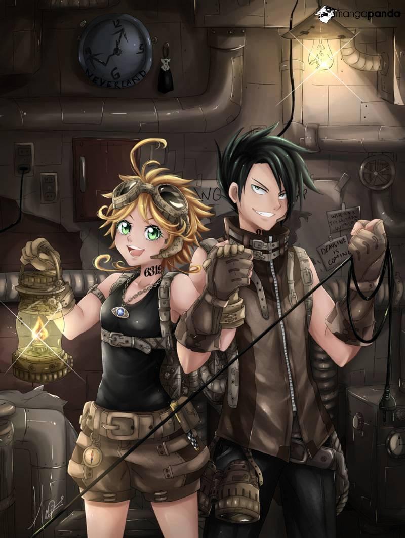 Yakusoku No Neverland Chapter 55  Online Free Manga Read Image 2