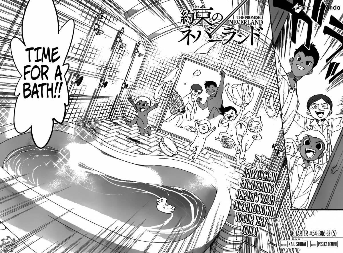 Yakusoku No Neverland Chapter 55  Online Free Manga Read Image 5