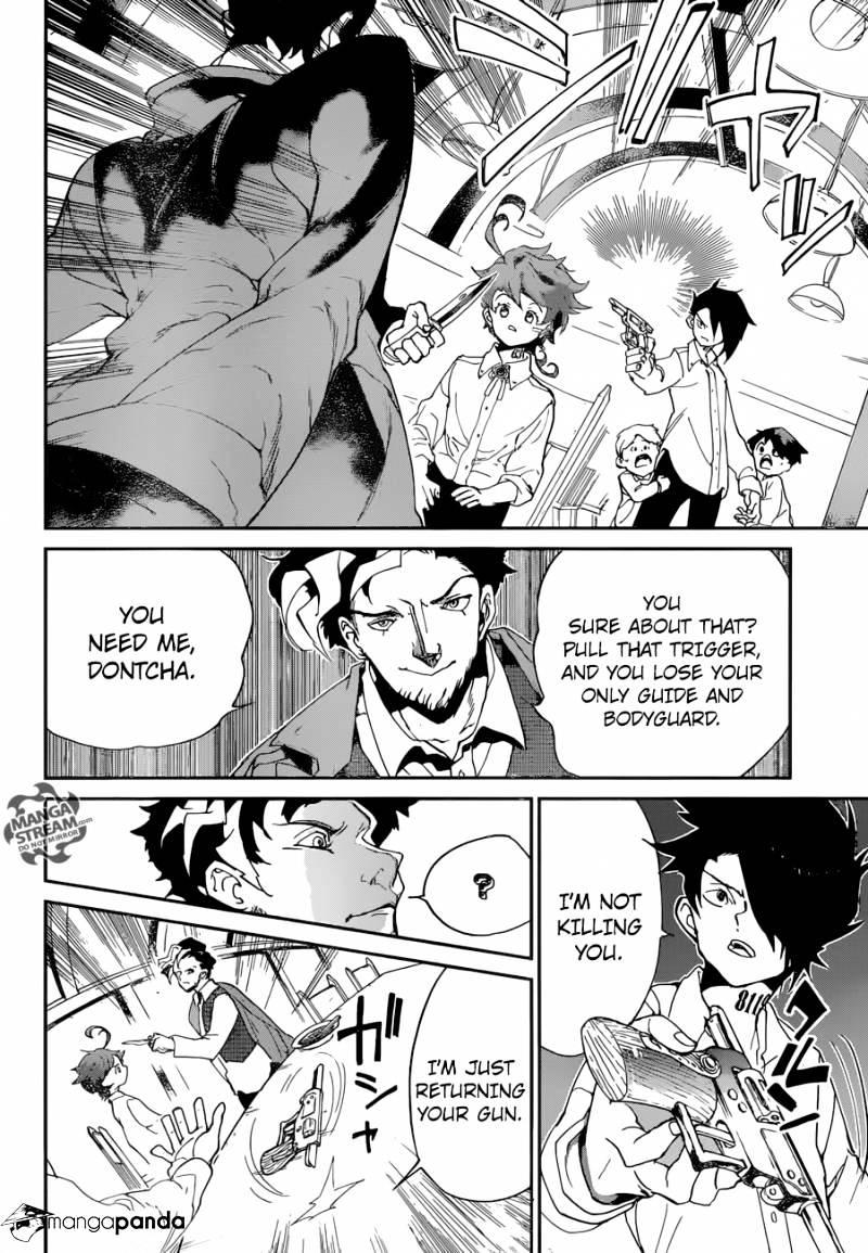 Yakusoku No Neverland Chapter 57  Online Free Manga Read Image 14