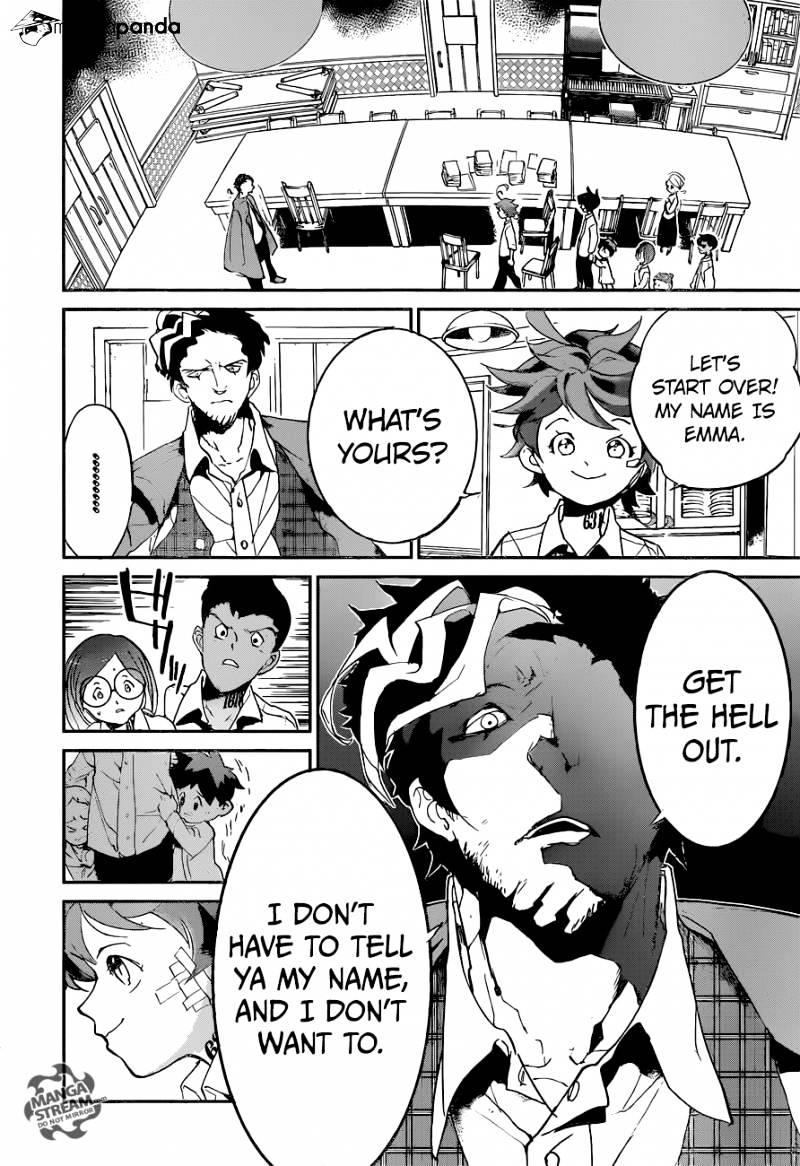 Yakusoku No Neverland Chapter 57  Online Free Manga Read Image 3