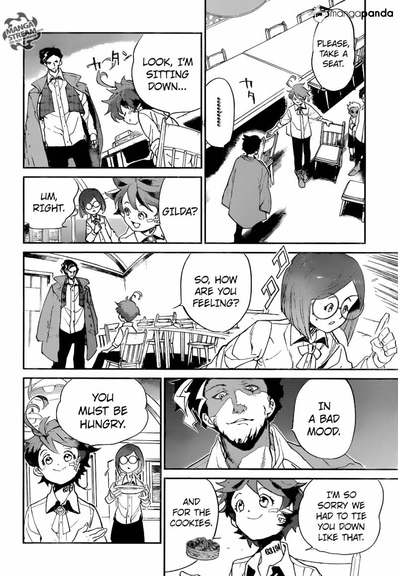Yakusoku No Neverland Chapter 57  Online Free Manga Read Image 4