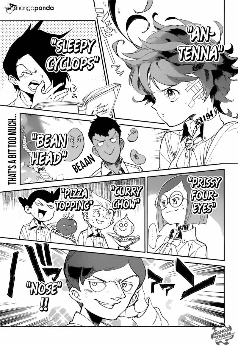 Yakusoku No Neverland Chapter 58  Online Free Manga Read Image 1