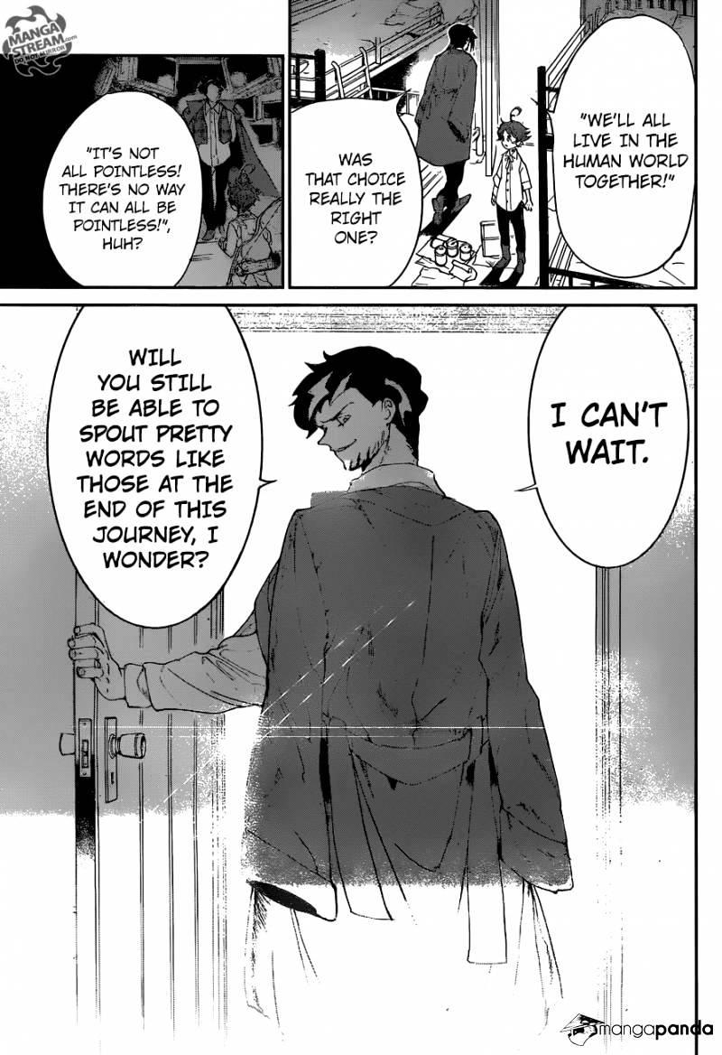 Yakusoku No Neverland Chapter 58  Online Free Manga Read Image 16