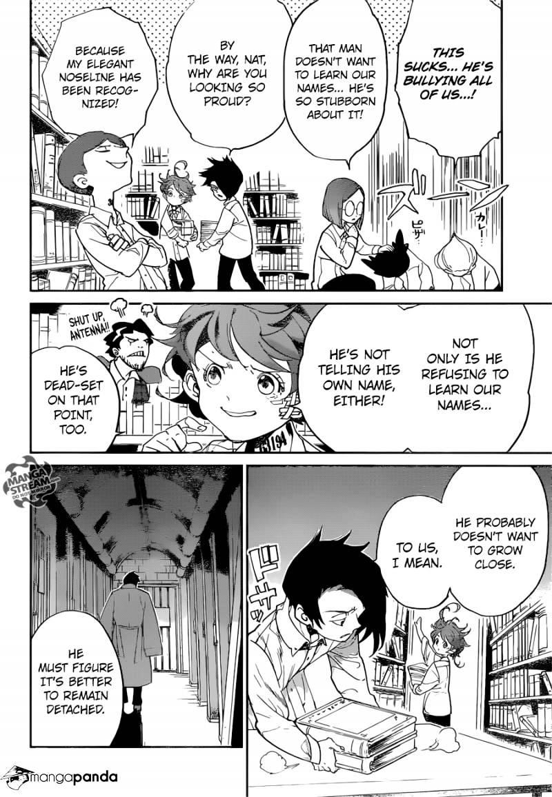 Yakusoku No Neverland Chapter 58  Online Free Manga Read Image 3