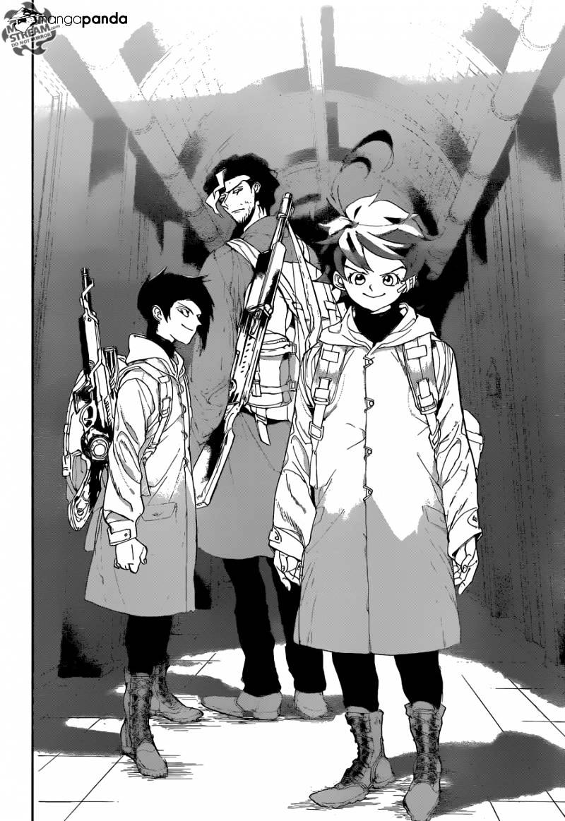 Yakusoku No Neverland Chapter 59  Online Free Manga Read Image 17