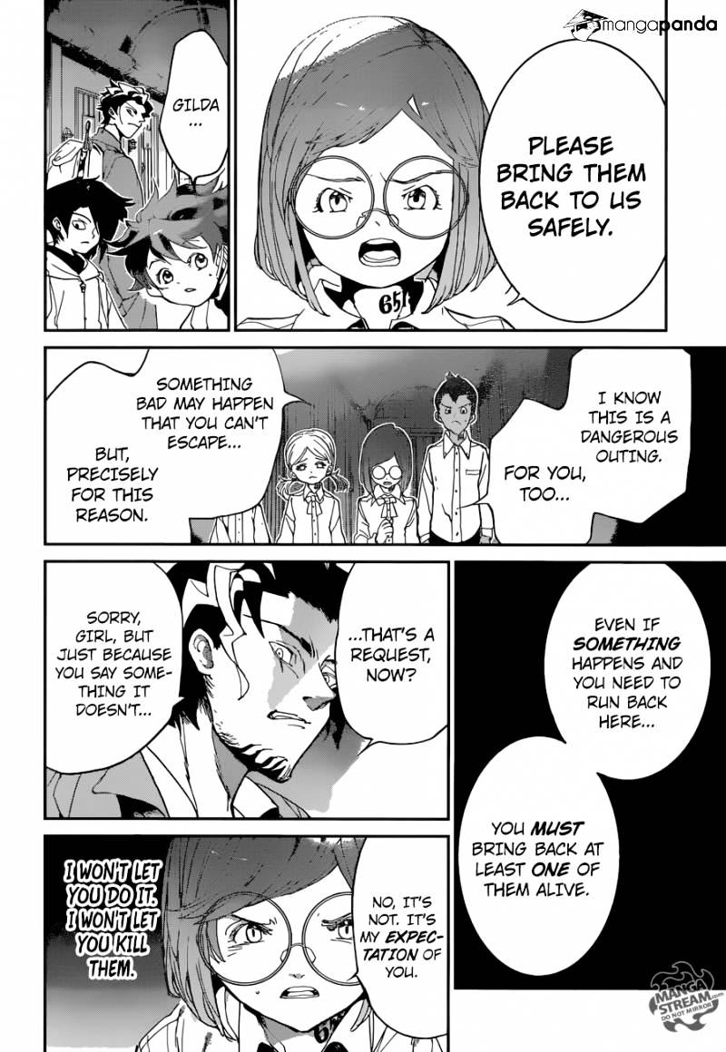 Yakusoku No Neverland Chapter 59  Online Free Manga Read Image 19