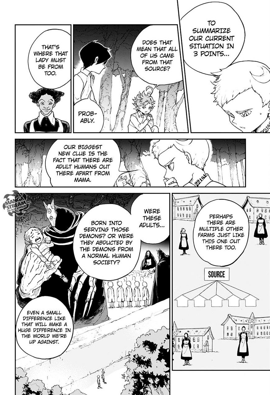 Yakusoku No Neverland Chapter 6  Online Free Manga Read Image 10