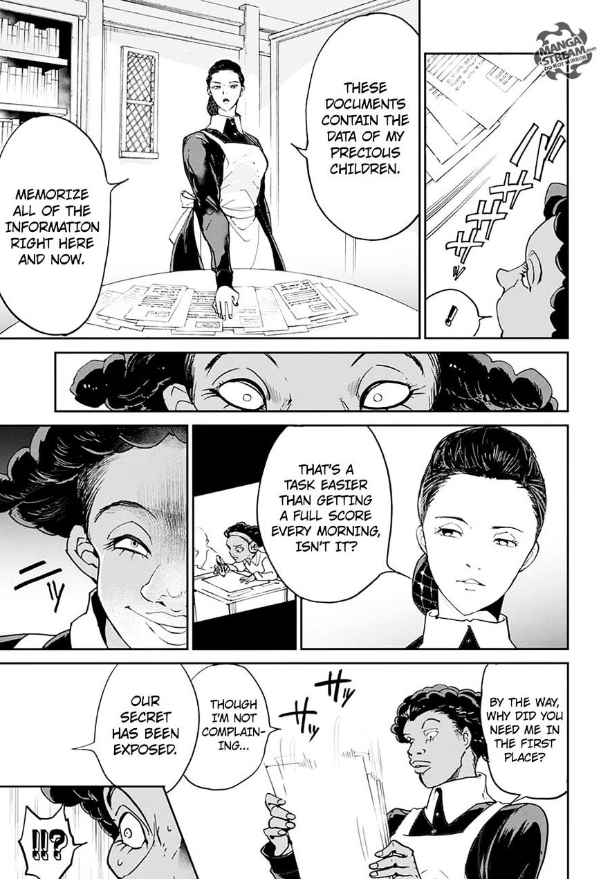 Yakusoku No Neverland Chapter 6  Online Free Manga Read Image 17