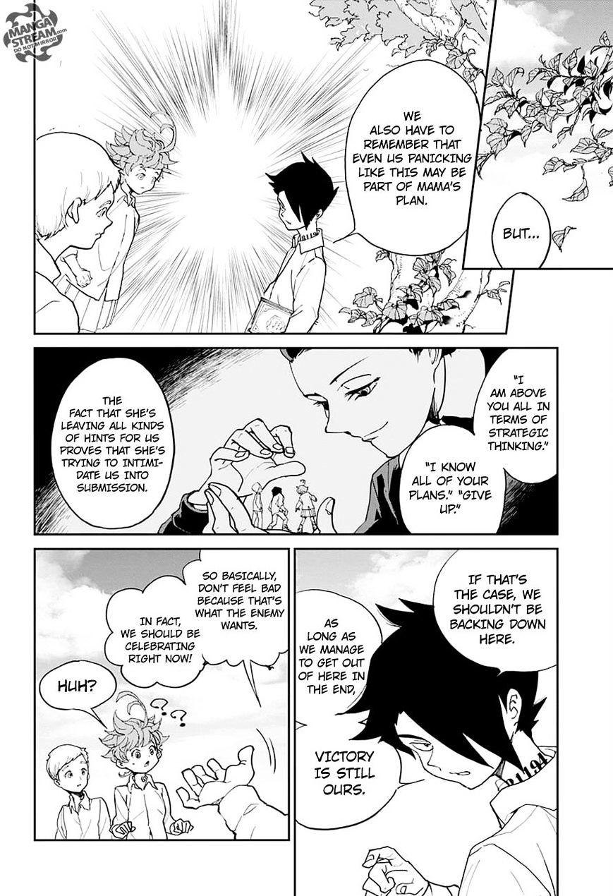 Yakusoku No Neverland Chapter 6  Online Free Manga Read Image 6
